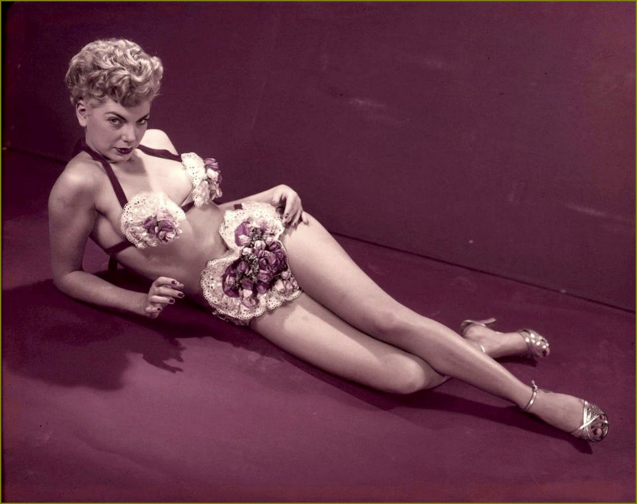 Saint-Valentin retro -Barbara Nichols