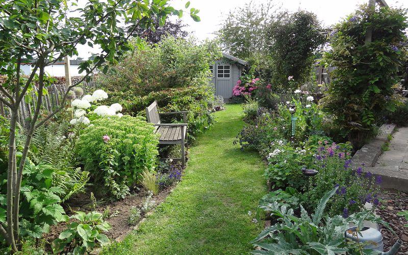 Le beau jardin de Malo