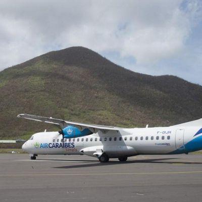 Coronavirus : Les vols entre l'Hexagone et l'Outre-Mer interdits dès lundi