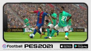 #GAMING - KONAMI lance eFootball PES 2021 Mobile !