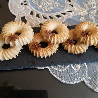 kaak nekkache (gâteaux aux dattes)