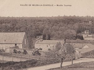 Le Moulin Tournay.