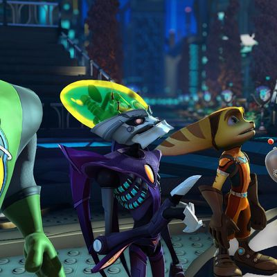 Solution Ratchet & Clank All 4 One Partie 4