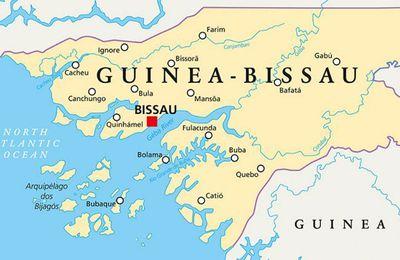 Hãng chuyển phát cấp tốc sang Guine Bissau giá rẻ