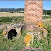 Puits d'aération pour une mine - L'Auvergne Vue par Papou Poustache