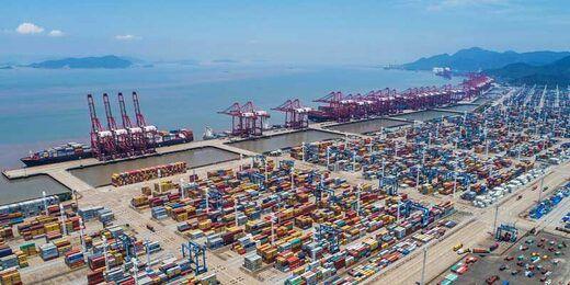 © Inconnu Le port de Ningbo-Zhoushan, en Chine
