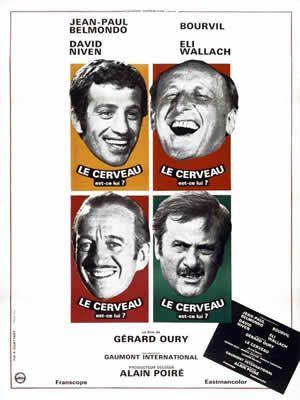 Le Cerveau de Gérard Oury