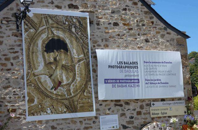 Les balades photographiques à Daoulas