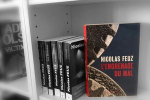 L'engrenage du mal, Nicolas Feuz