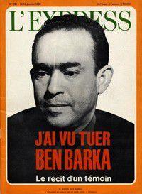 Une l'Express Janvier 1966.