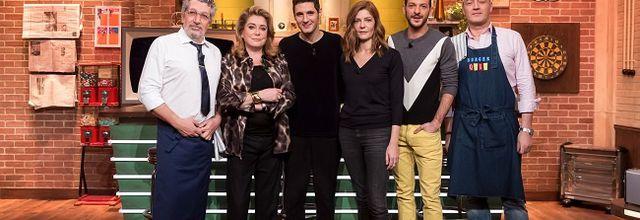 """Alain Chabat reprend ce soir les commandes de """"Burger Quiz"""" avec Catherine Deneuve comme invitée sur TMC"""