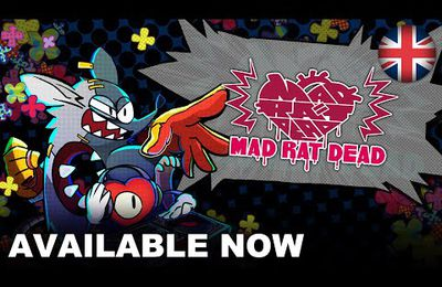 [ACTUALITE] Mad Rat Dead - Maintenant disponible