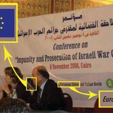 Le Djihad des ONG Européennes contre Israël