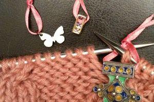 Tricoach : Vite, de jolis marqueurs à tricot !
