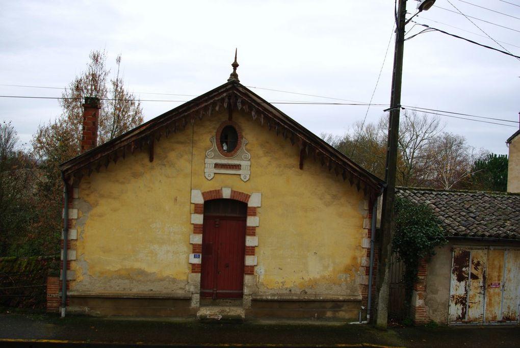 Valence d'Agen, Tarn-et-Garonne, région Midi-Pyrénées, France. Album associé à l'article Valence d'Agen au coeur des pruneaux.