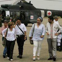Las FARC liberan a un soldado que llevaba secuestrado 11 meses.