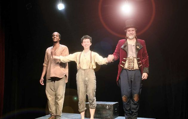 HUCKLEBERRY FINN, le musical
