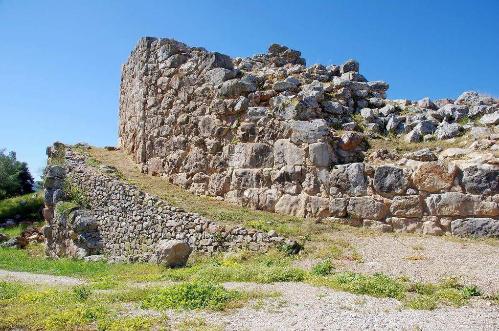 Le site grec de Tyrinthe