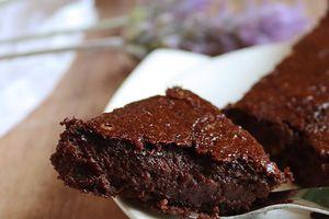 Fondant chocolat sans gluten sans lait sans oeufs