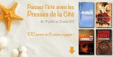 Concours éditions Presse de la Cité