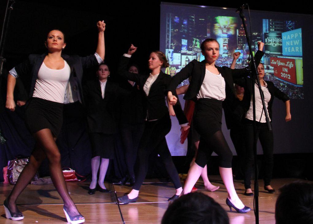 P-Seminar Musical Gymnasium Veitshöchheim Aufführung am 8.10.2013