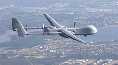 SESAR tests techniques for managing large drones in commercial airspace