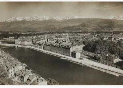 B - INDEX - Grenoble (par quartiers ) et métropole