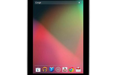 Top product: Asus Nexus 7