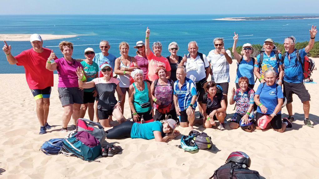 2021-09-03 au 2021-09-10 Séjour Vélo autour du Bassin d'Arcachon (269 km)