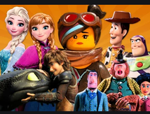 YOUR PROJECT: MY FAVOURITE ANIMATED MOVIE