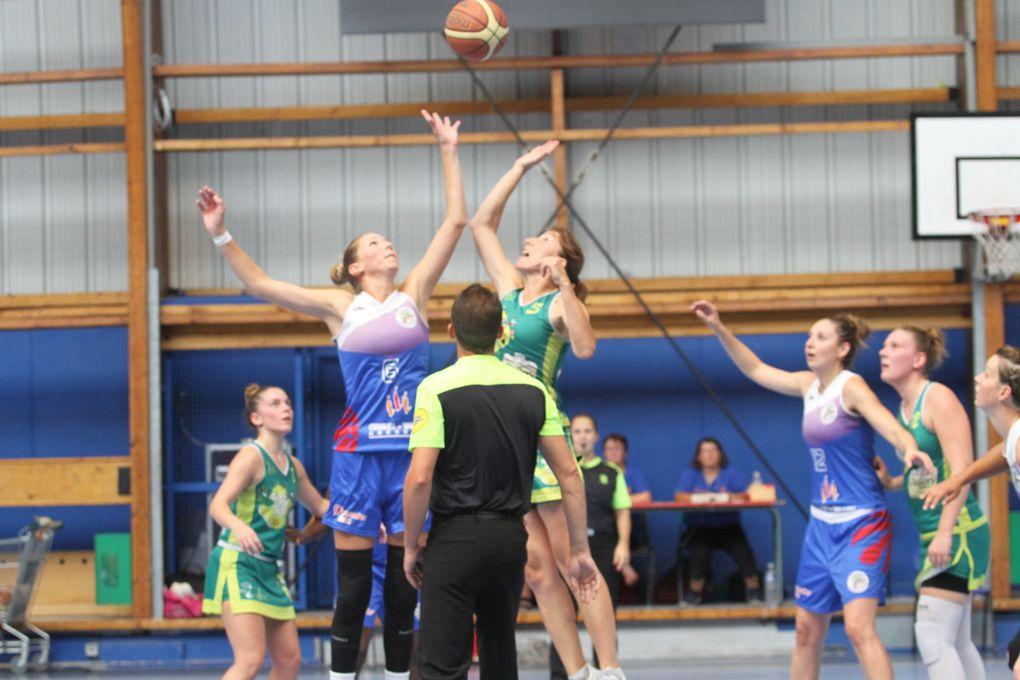 Seconde victoire consecutive pour les demoiselles de Parilly - Photos : © Sports Vénissians