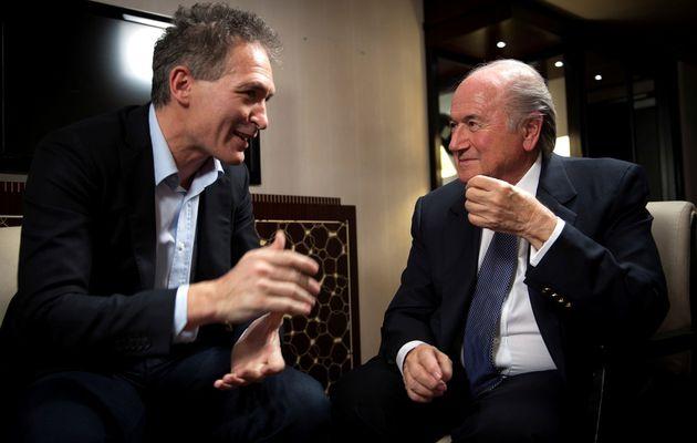 """Interview de Sepp Blatter ce dimanche dans """"Telefoot"""" sur TF1"""