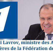 Le monde vu par Lavrov