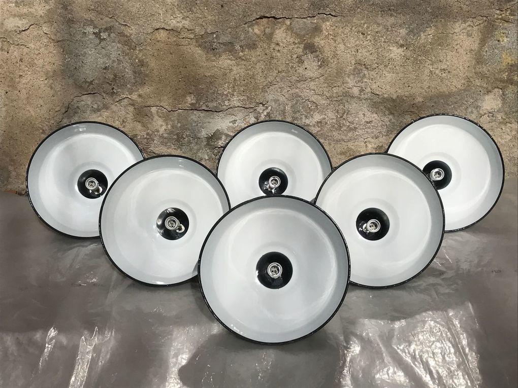 Lampes d'ateliers