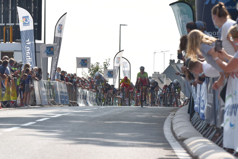 Tour de Rhuys, la Team WB-Fybolia sacrée championne de France des N2