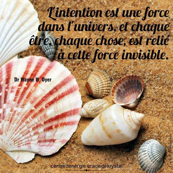 L'intention