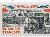 """Septembre 1914/ """"L'épopée des taxis de la Marne""""... """"symbole d'unité et de solidarité nationale"""" (+ photos et vidéos très intéressantes et pas trop longues)"""