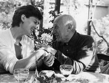 Matisse and Picasso, the model comedy
