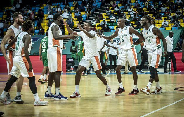 AfroBasket 2021 : la Côte d'Ivoire de retour en finale pour la sixième fois de son histoire