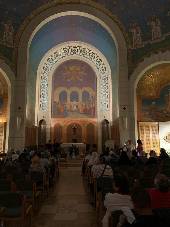 Pèlerinage paroissial en Terre Sainte - Jour 5 - 12.11.2019