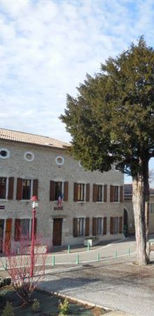 La Coucourde, en Drôme provencale.