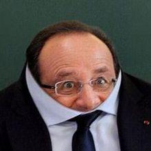 Hollande se suicide en direct