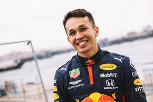Red Bull place Alex Albon en DTM