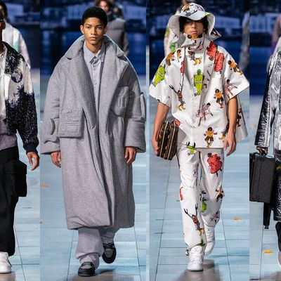 LOUIS VUITTON FALL2019 MENSWEAR COLLECTION PFW