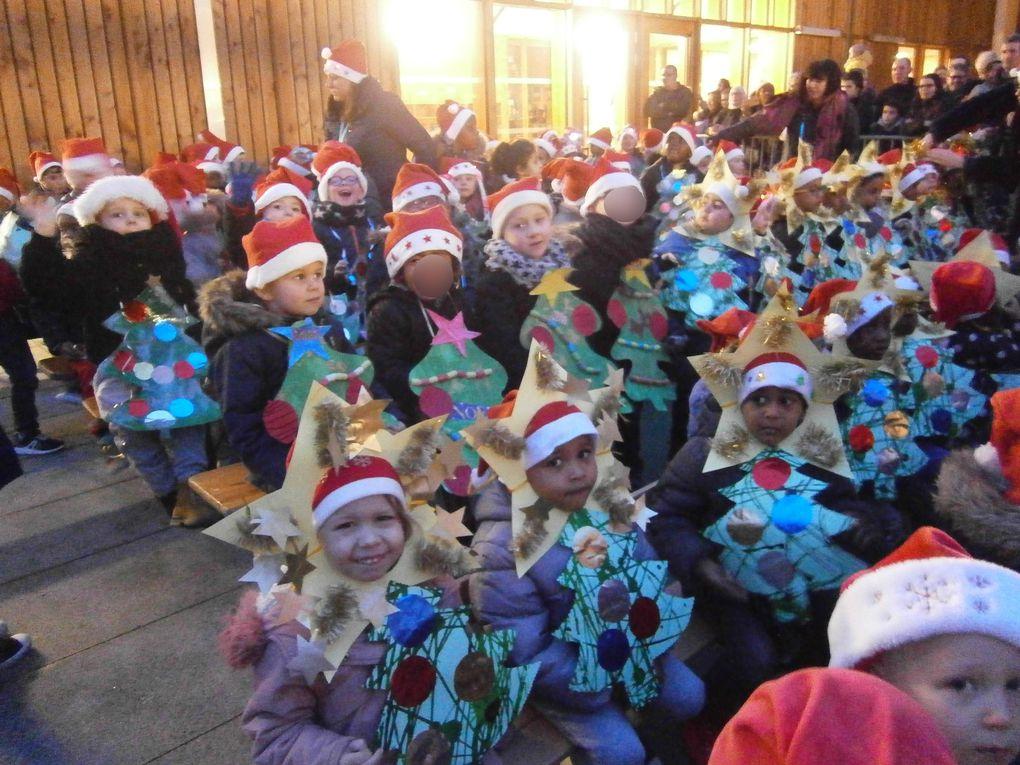 Marché de Noël au Val de Scarpe