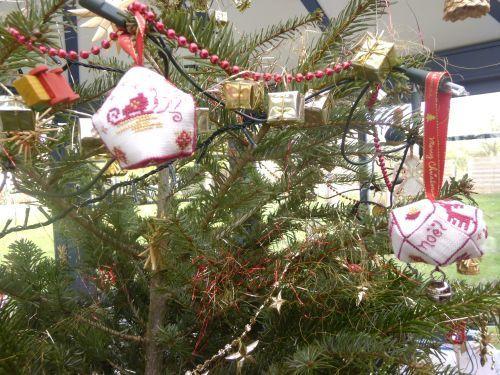 Sal Biscornu de Noël 2010