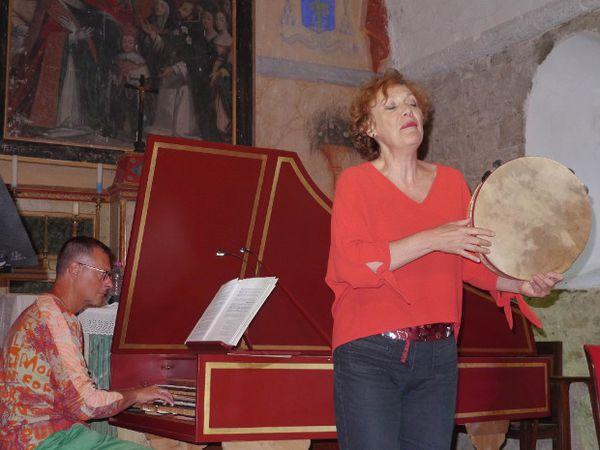 SAMEDI 21 JUILLET ,église Notre Dame, Clumanc Concert:«Flow my Tears ou let it be »