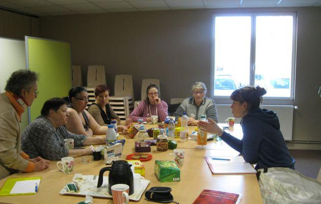 Atelier santé adultes et seniors avec Claire diététicienne
