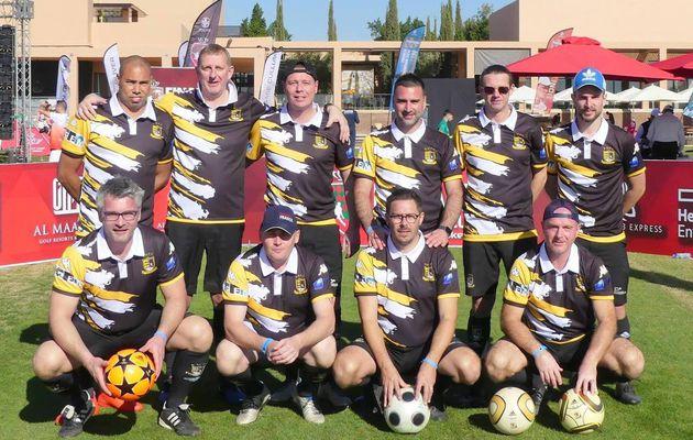 Le Rouen MFC finaliste de la coupe de France