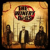 """CD review THE WINERY DOGS """"The winery dogs"""""""